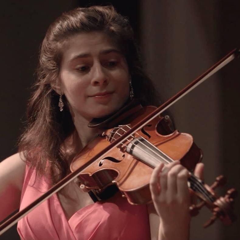 Becca Kasdan, violin