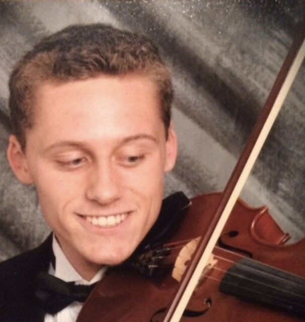 Cameron Audras, viola