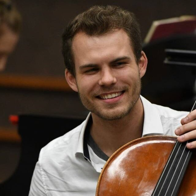 Cory Blais, cello