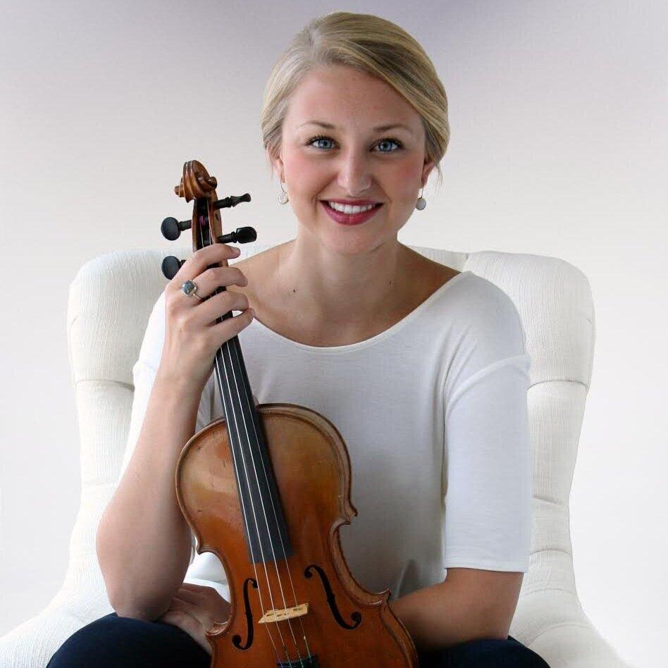 Amelia Dietrich, violin