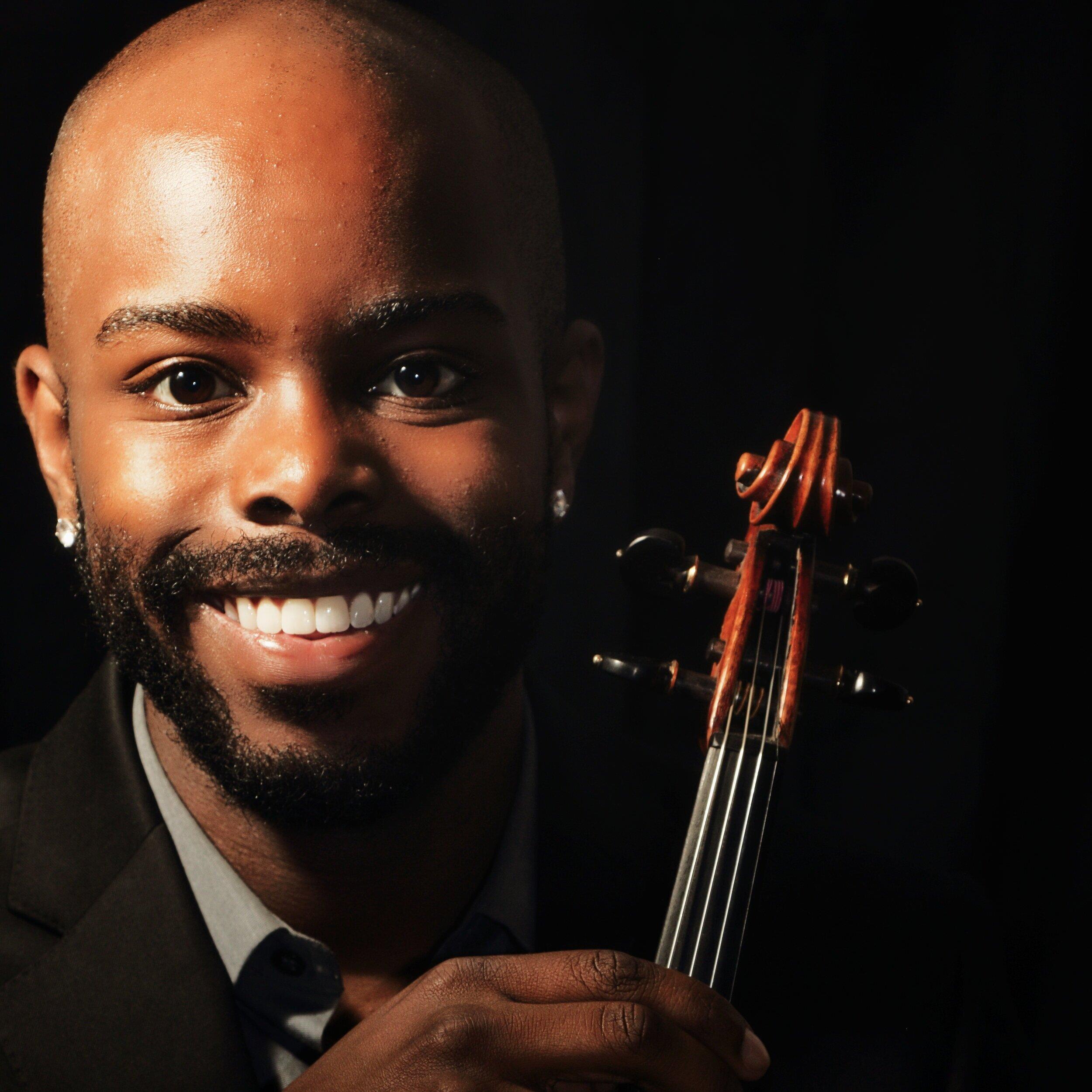 Wynton Grant, violin
