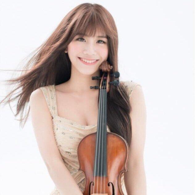 Hsing-Ping Wang, violin