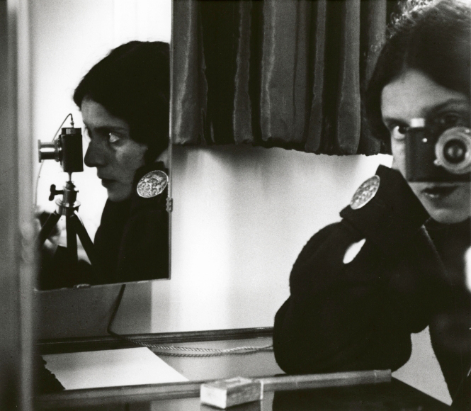 Ilse Bing was a visionary in Paris's avant-garde photography of the 1930s. Her images blended romanticism and surrealism, which infused her work in photojournalism, portraiture, and advertising.  © Estate of  Ilse Bing