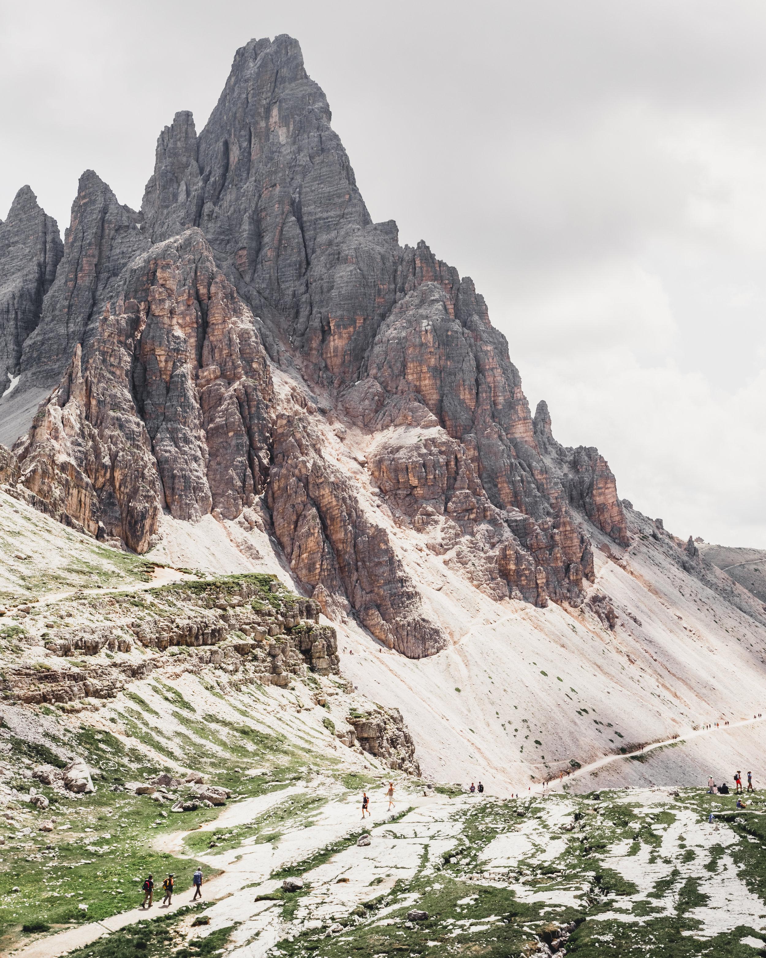 Daan Annemans Hippo Magazine Mountains