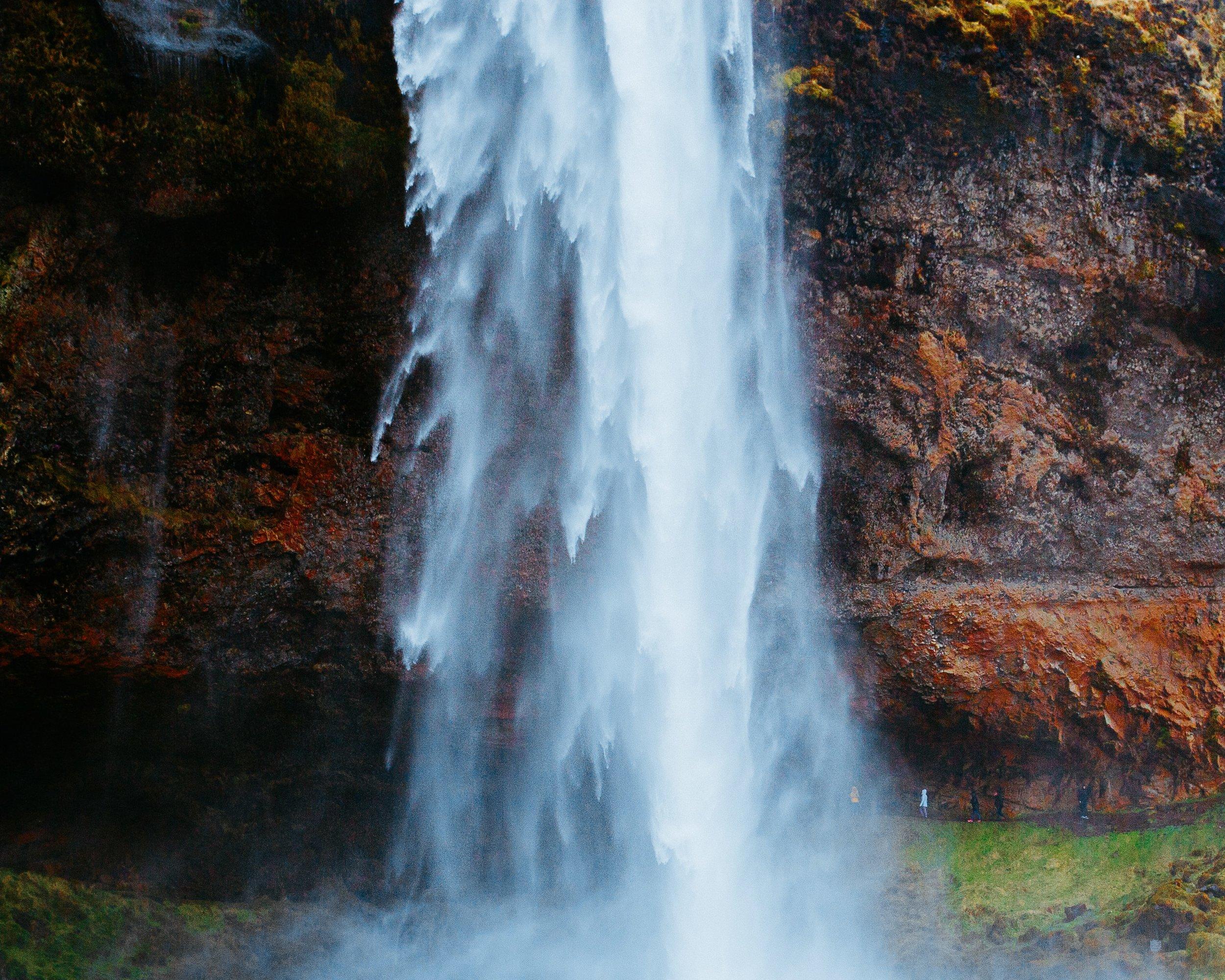 Zac Smith Waterfall Hippo Magazine