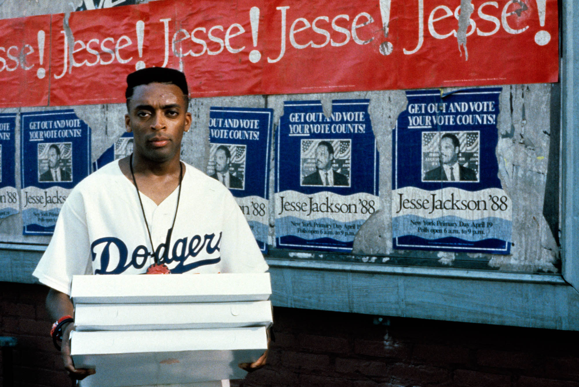 Do the Right Thing  (1989, Spike Lee)