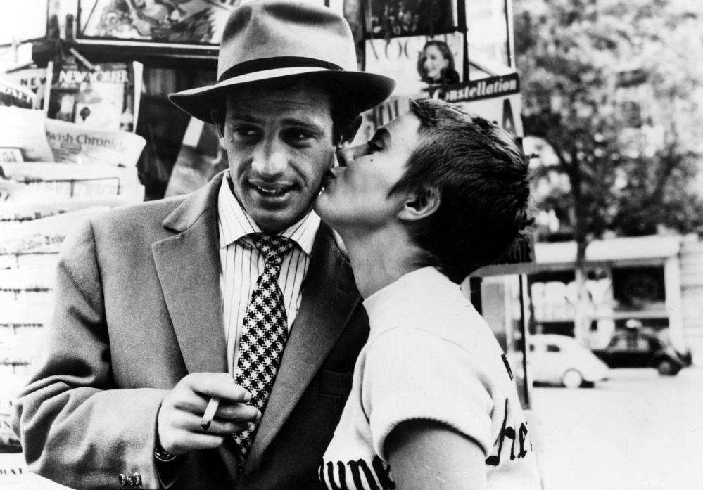 Breathless  (1960, Jean-Luc Godard)