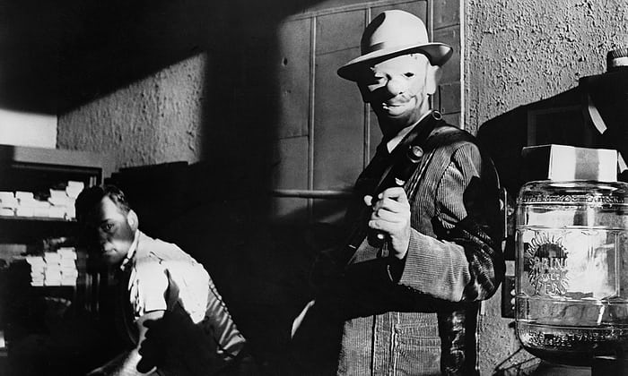The Killing (1956, Stanley Kubrick)