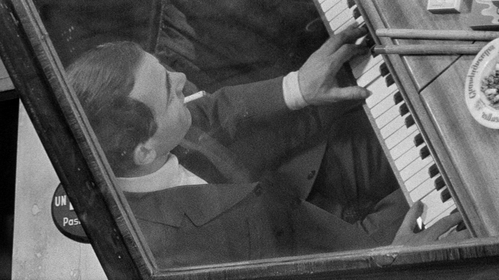 Shoot the Piano Player  (1960, François Truffaut)