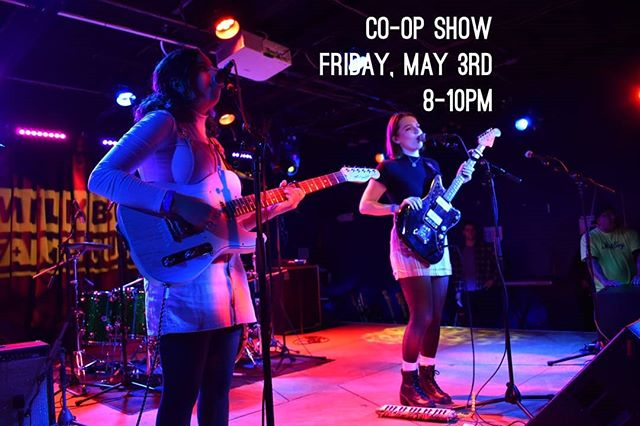 Free TRL Showcase this Friday from from 8-10pm! The show will feature Meagan, Jenna, and Lydia, with a final artist TBA. See you there!  Be sure to stop by our Solidarity co-op meeting beforehand at 5pm, where we will be planning for May 10 celebration event & discussing what we've planned out for these 2 weeks to encourage the university to reverse their decision.