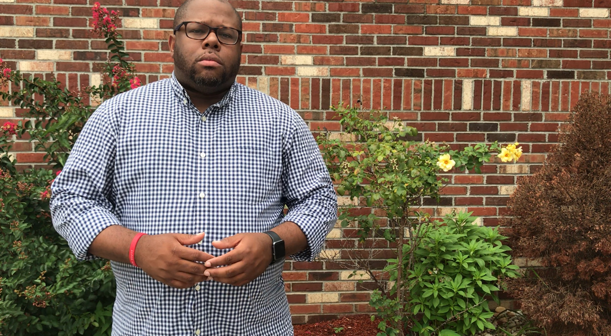 Meet Pastor Shaun Jones - Leader and member in Ossining.