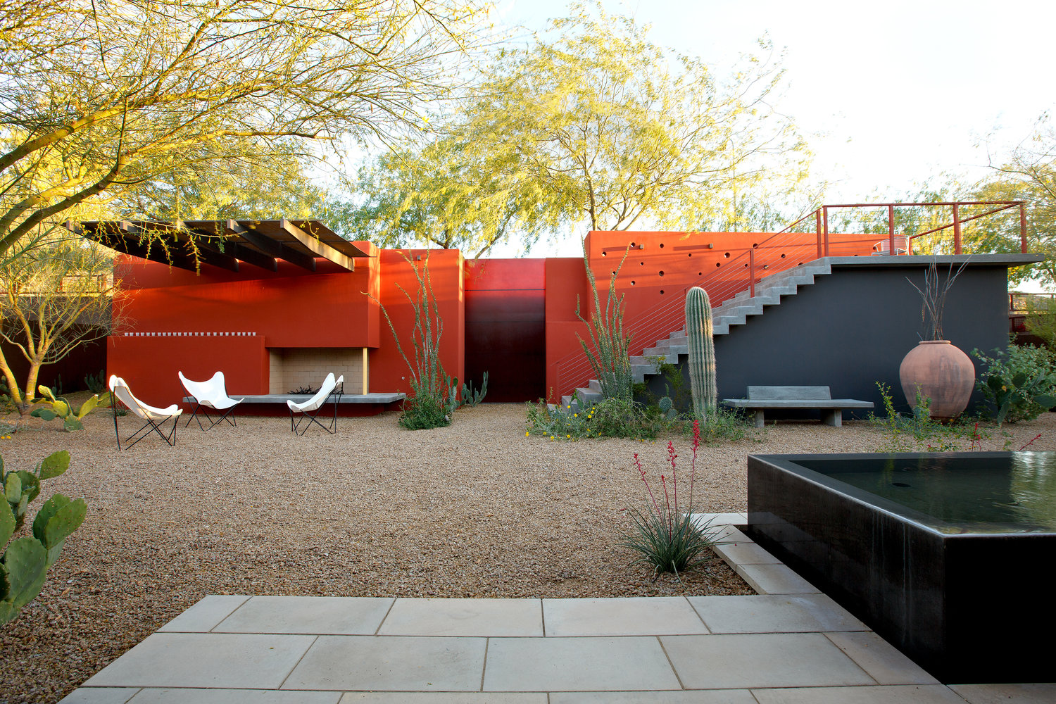 South Mountain Residence Steve Martino Landscape Architects