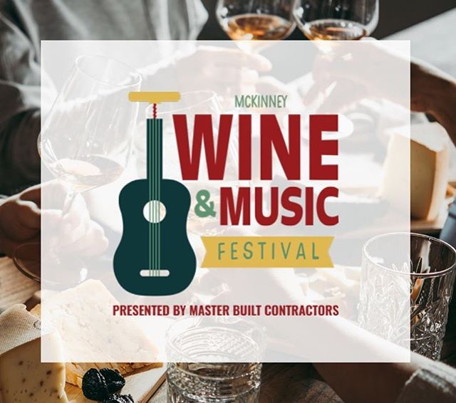 We can't wait for WINE! 😍🍷🍾 Head over to our website to check out our winery lineup for this Event!! Link in bio!  #mckinneytx #mckinneywineandmusic #winetime #texaswine #dfwwine #music