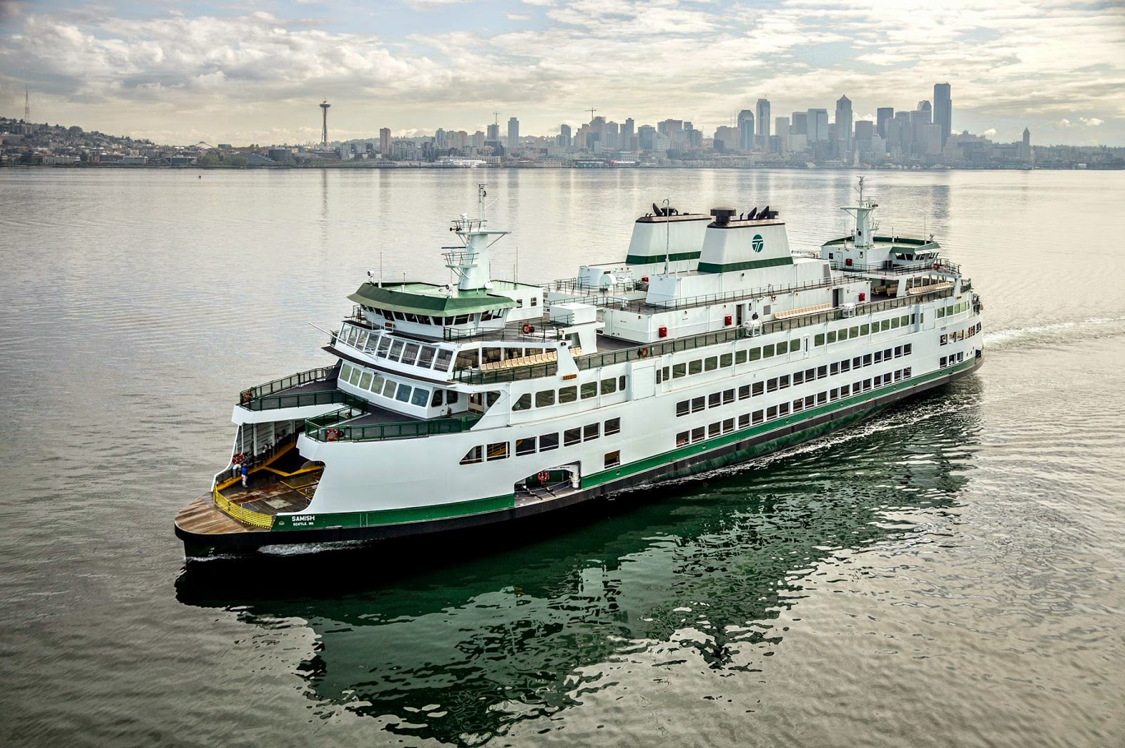 Catch The Ferry -