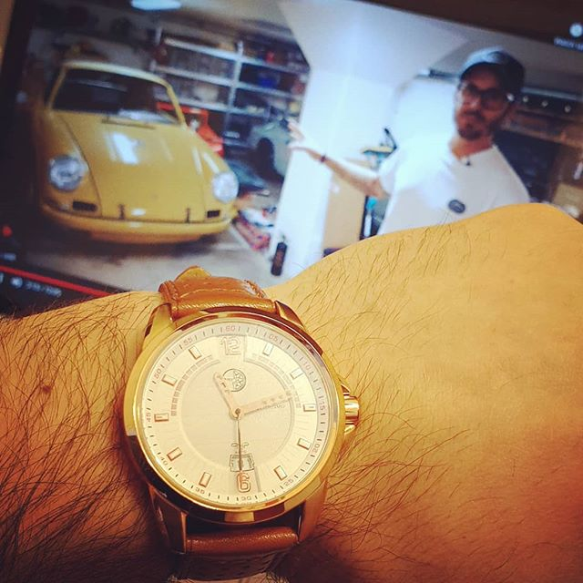 Catching up on some member episodes of @seenthroughglass #drivetheworld tour. . . . #gripauto #itstimetogetagrip  #seenthroughglass #watch #highballcarsandcoffee #watchoftheday #watchuseek #wornandwound #motoringwatches #werk1carsandcoffee #melbourne #wristporn #drivetastefully #timepiece #driverswatch #carsandwatches #carsandcoffee #caffineandoctane #wotd #dailywatchfix #watchlife #watchfun #microbrand #microbrandwatch #porsche @stg911t