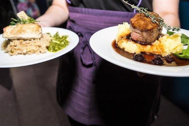 Alternate Serve,Banquets & Buffets -