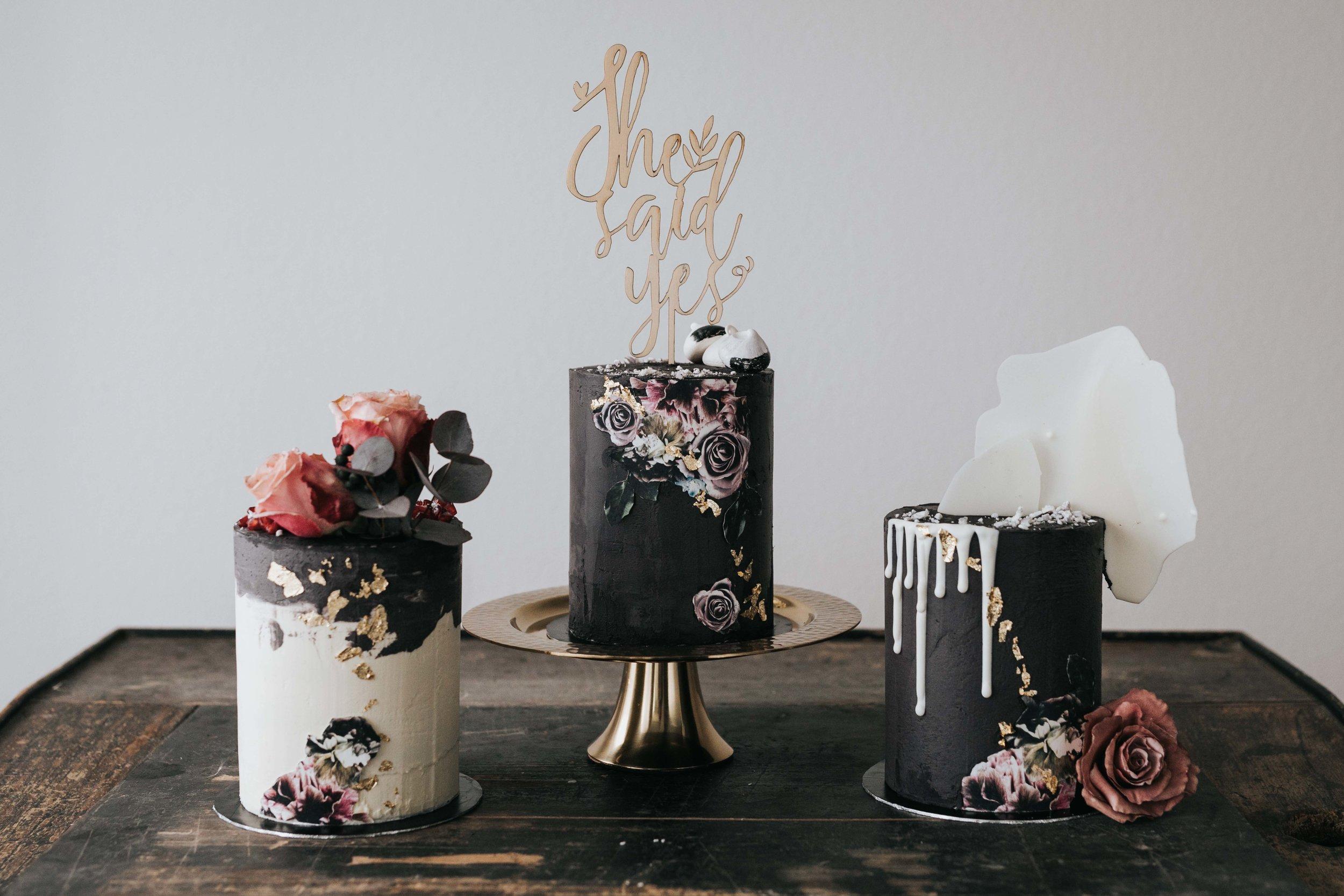 © Photo by Mary Fernandez Photography - Cake Design
