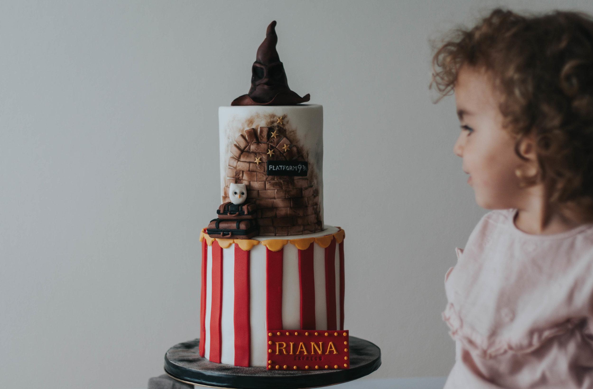 Geburtstagstorte Riana