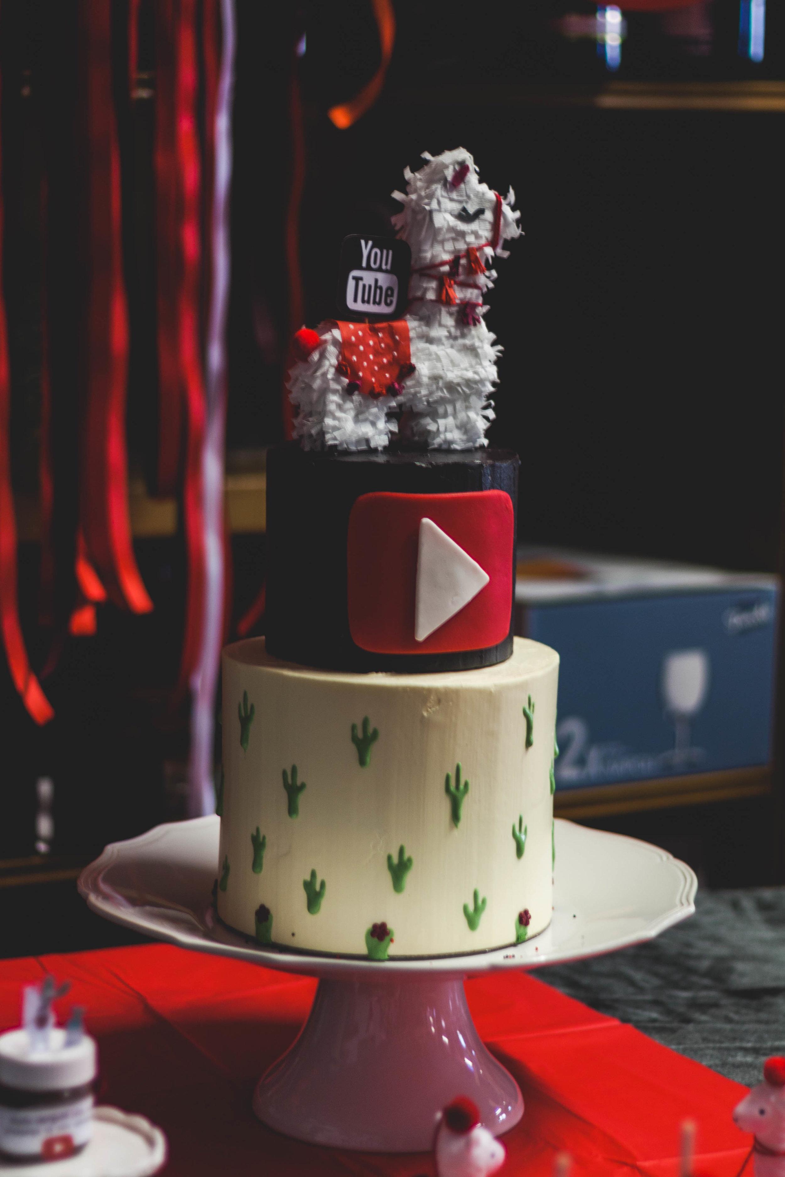 Geburtstagstorte YouTube