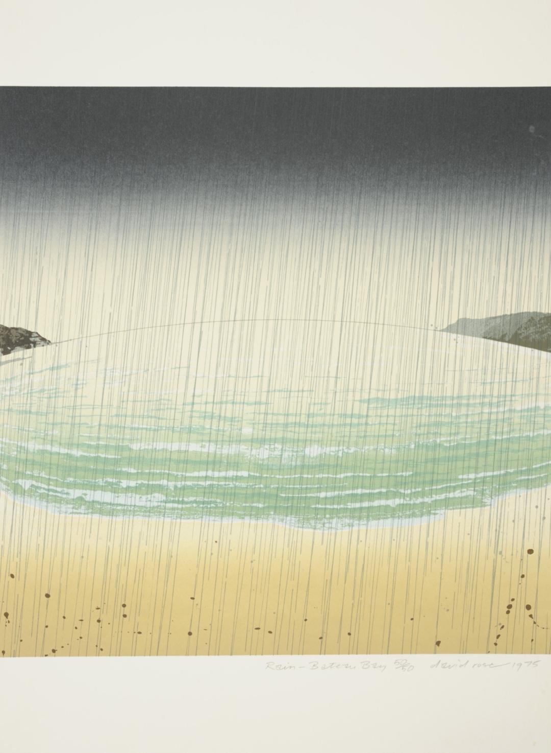Rain – Bateau Bay , 1975