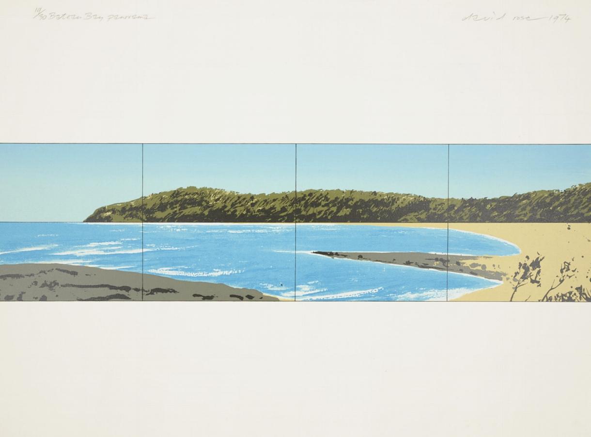 1974 Bateau Bay panorama.JPG