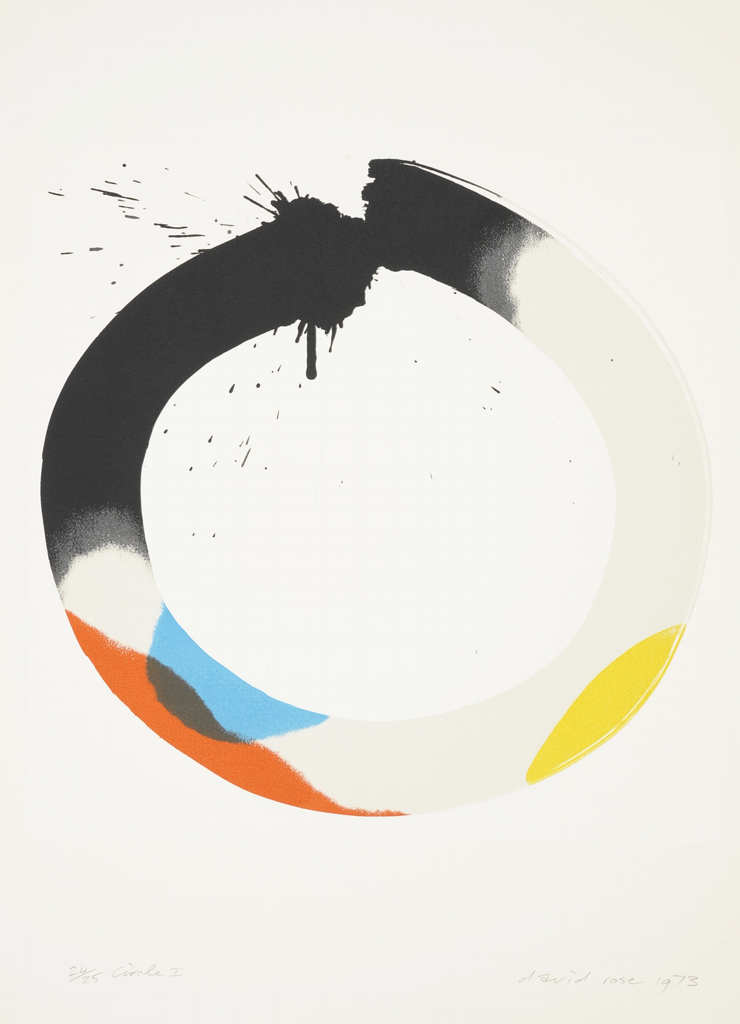 Circle 1 , 1973