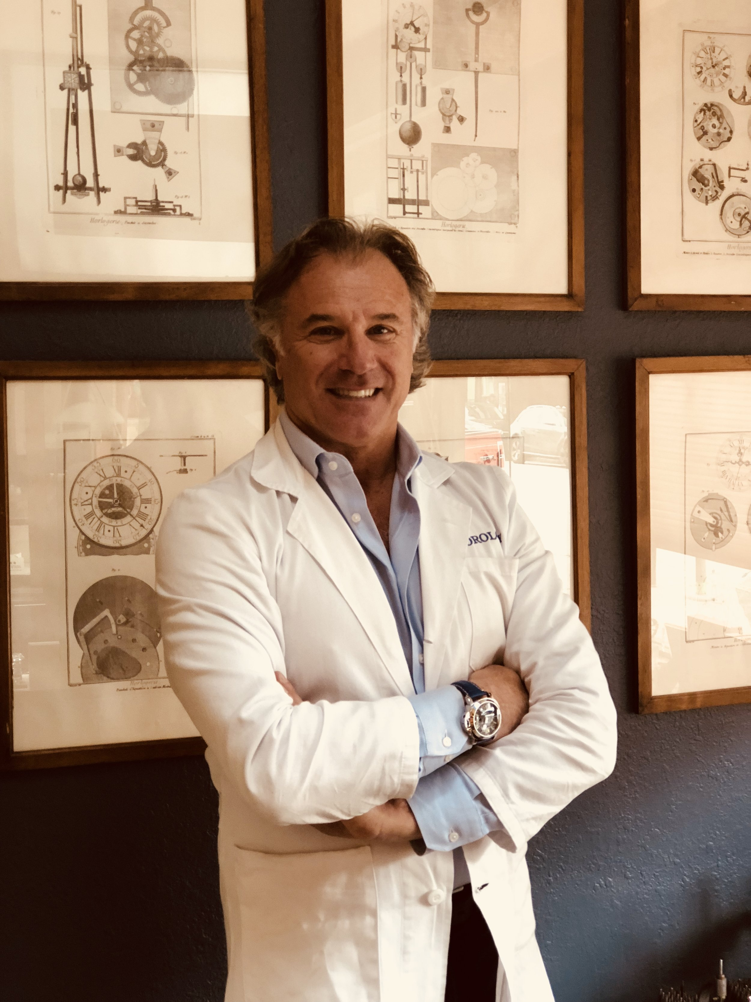 Marcello Iacomini, Watch Expert