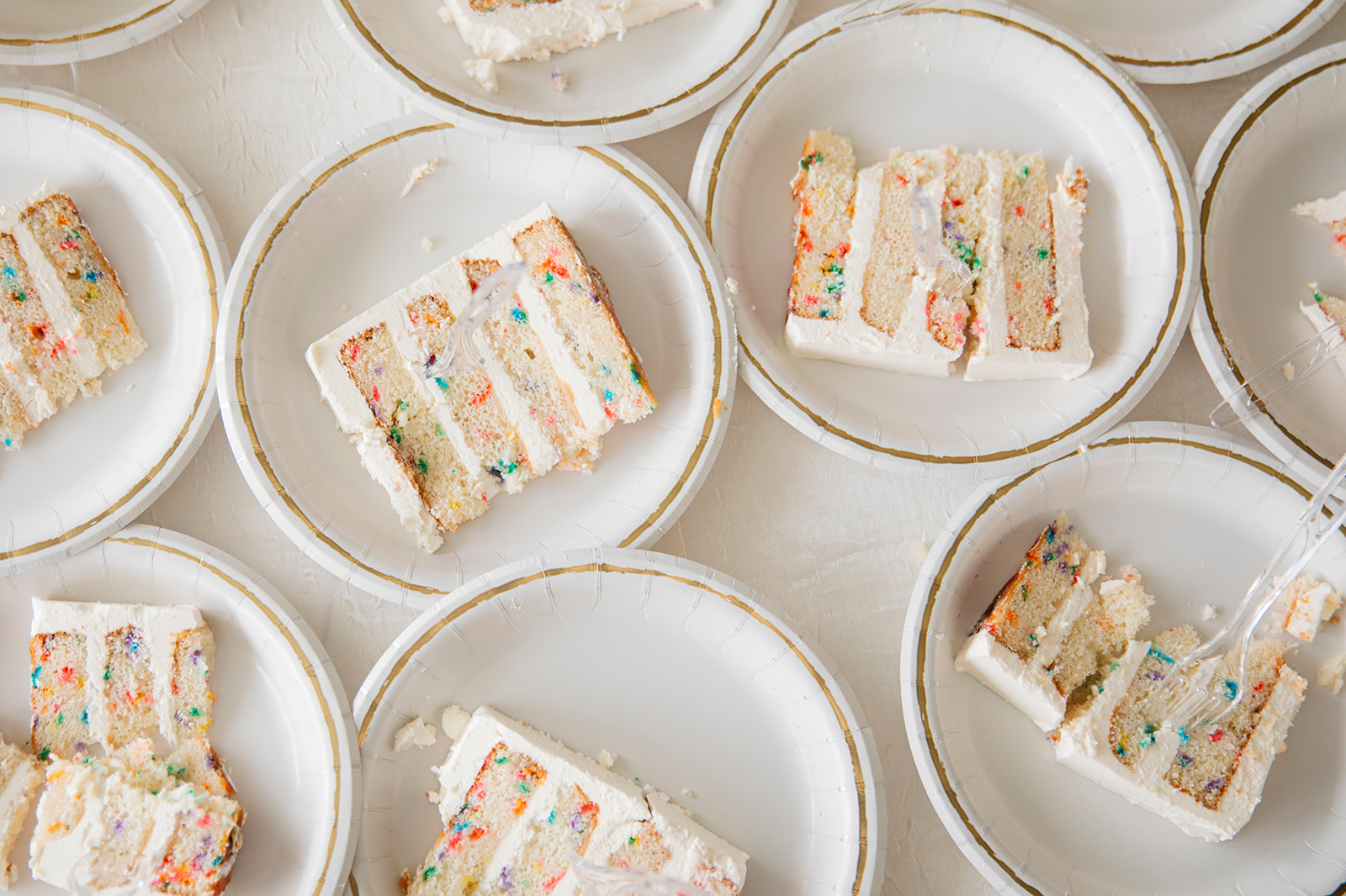 Flavors - All cakes, buttercream, and fillings are made completely from scratch with fresh, all natural ingredients. I use Swiss meringue buttercream on my cakes which is light, satiny-smooth, and not too sweet.