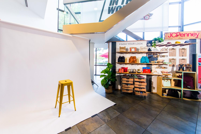 On-site Photo studios