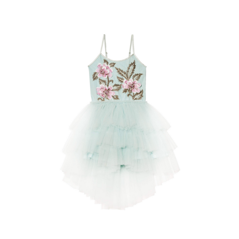 TUTU DU MONDE  JULIETTE TUTU DRESS - ALPINE MIST