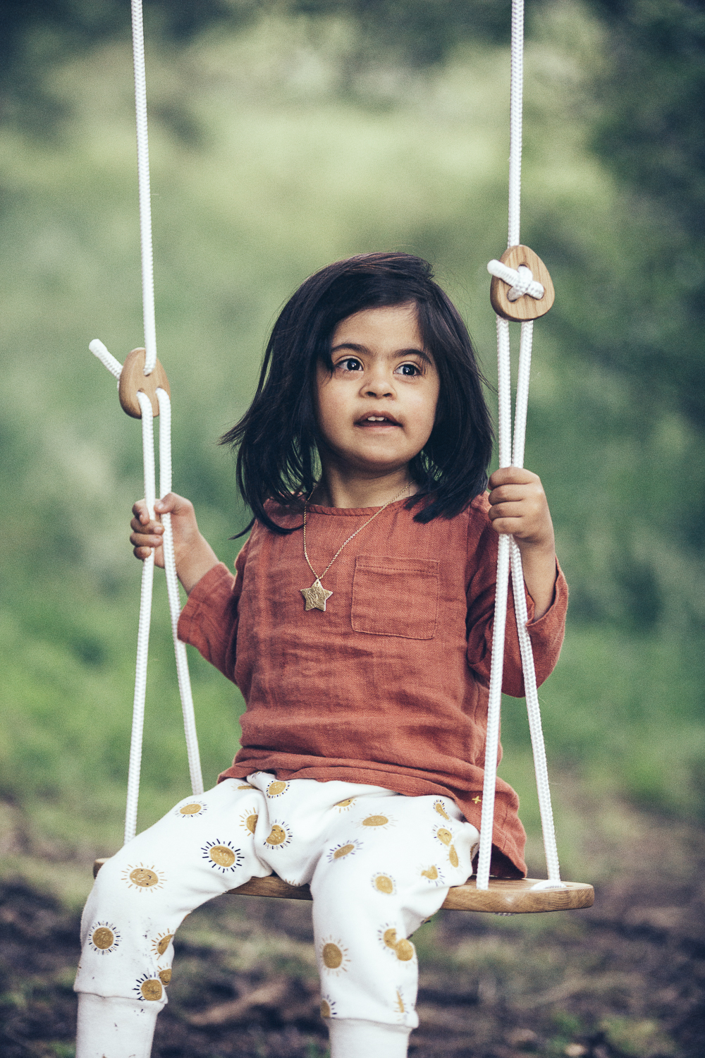 Lillagunga Swing by My Little Giggles featured in The Little Mag Issue #2
