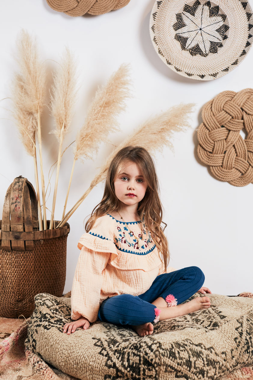 Barefoot Gypsy, For Dignity, Louise Misha, ponchik babies and kids