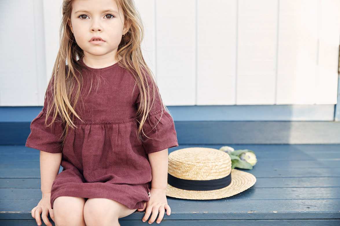 The Little Mag X Chloe and Jule | Styled by Sian.