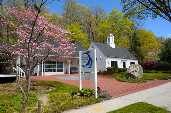 The Whaling Museum & Education Center - 301 MAIN STREETCOLD SPRING HARBOR, NY Our mission is to explore the ever-changing relationship between humans and whales through inquiry-based education and interpretation of artifacts that emphasize the cultural, scientific and environmental significance of Long Island and the Sea.