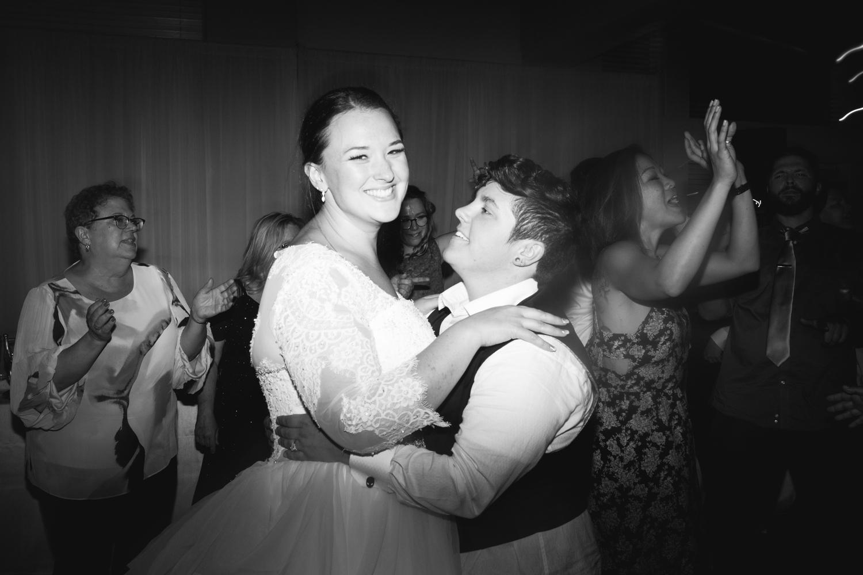 Two Brides, Wedding Reception. Wedgewood, Carmel