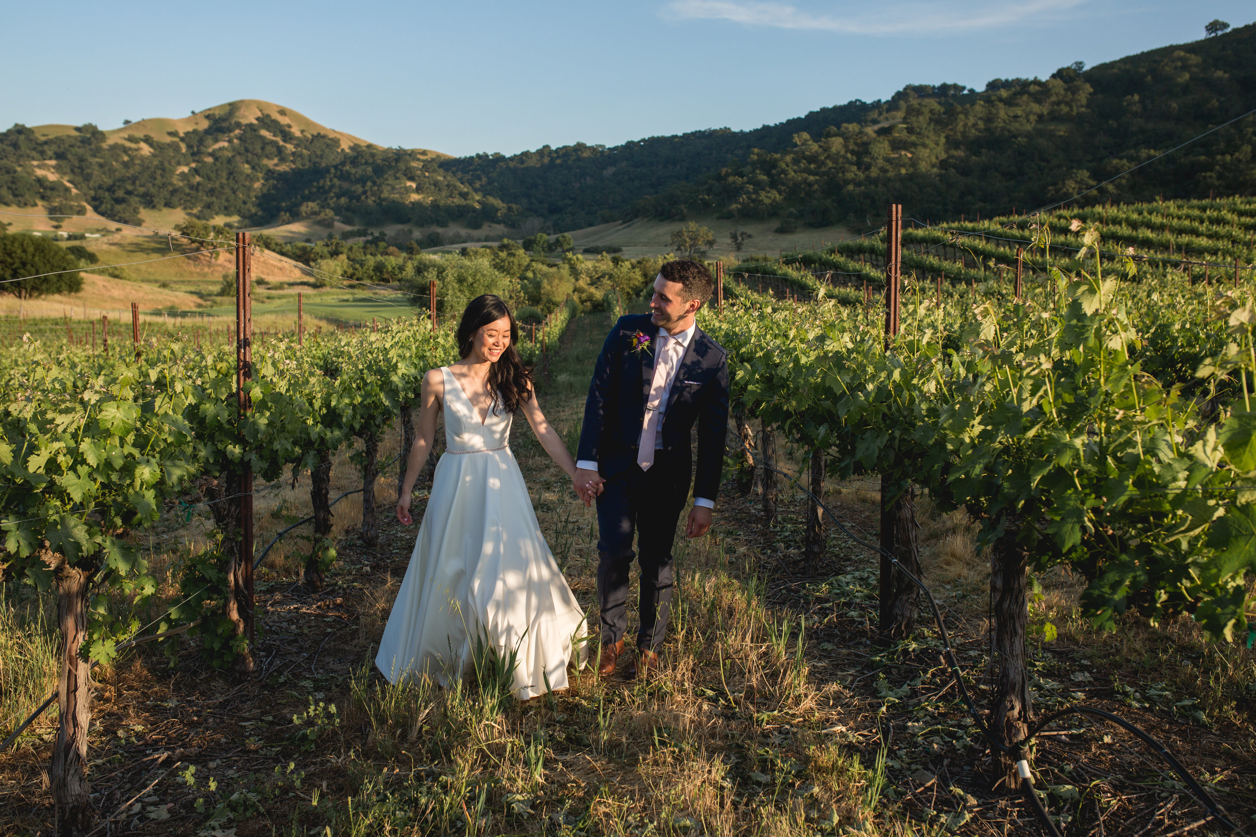 sfsunsetweddingportraits_closlachancewinerywedding_brideandgroomportraitssf