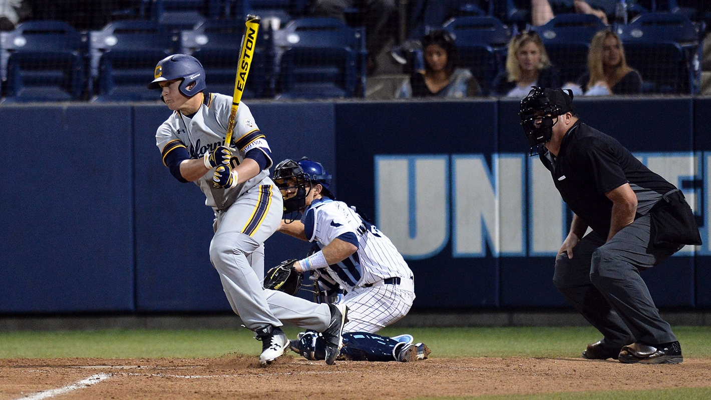 Baseball - Cal baseball began intercollegiate competition for the University of California in 1892, and have appeared in the NCAA Division I Baseball Tournament 13 times, including six times in the College World Series. They have won two National Championships: at the first College World Series in 1947 and again in 1957
