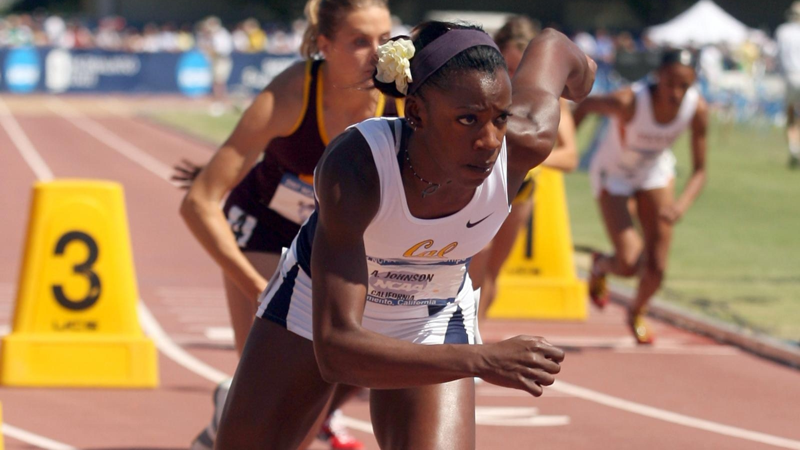 Track & Field - Track and field began competition for the University of California in 1872. Since then, the men's team has produced 1 team and 26 individual and 3 relay national championships. The women's team has won 3 indoor individual national championships, and 7 outdoor individual national championships.