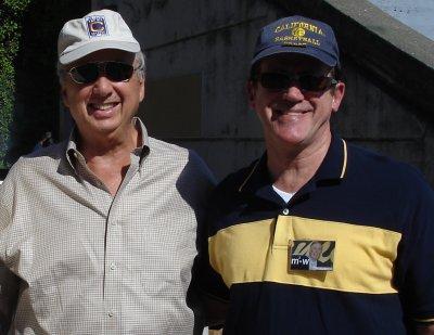 Don Bowden and Dan Lufkin