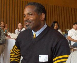 Burl Toler, Big C Society representative and speaker