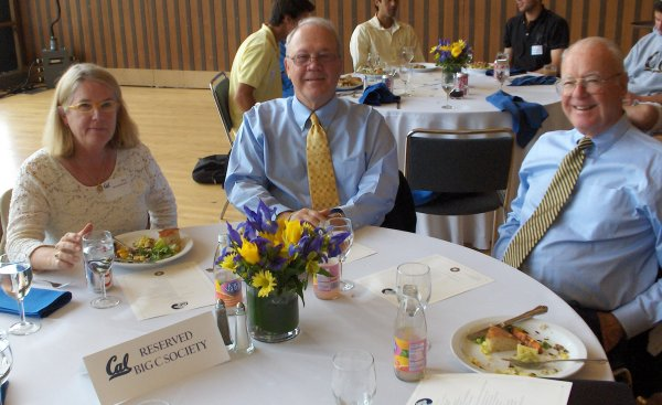 Sue Woodward, Dwight Barker, and Roger Dunn