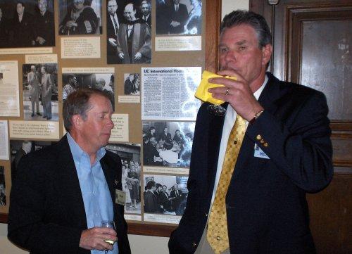 Hunt Holsapple and Ed Miller