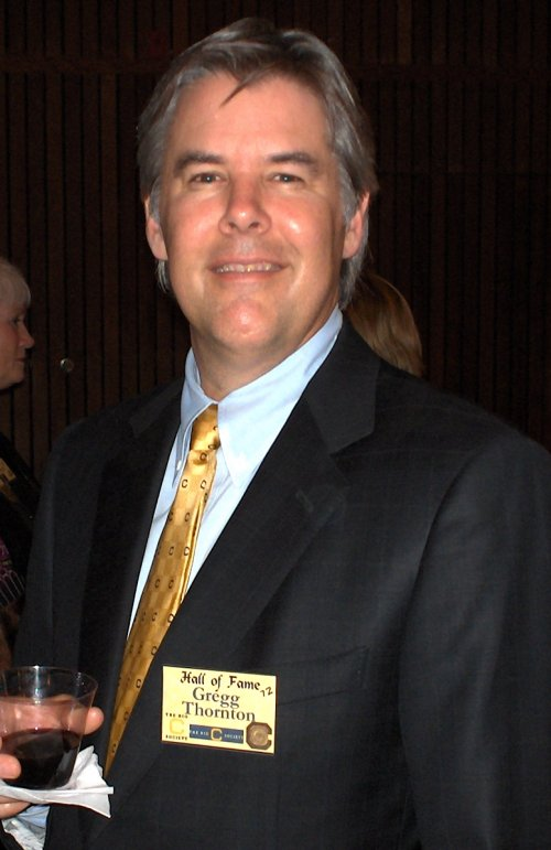 Gregg Thornton, Past President Big C Society