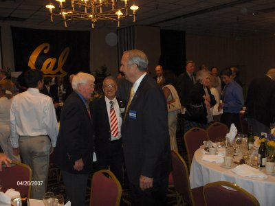Ed Brown (American tie) and Don Bowden