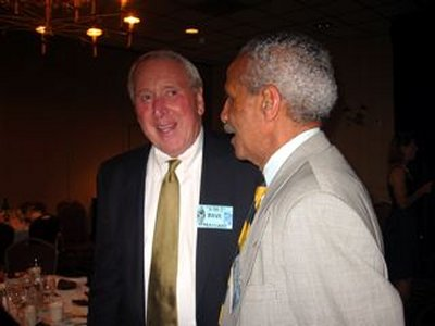 Dave Maggard and Gene Johnson