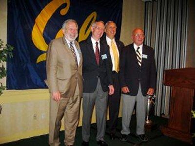 Maynard Orme, Jerry Siebert, Don, and Jack Yerman
