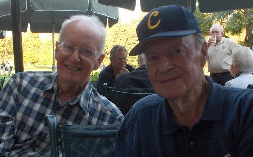 Two Lovely Men  Ken Cusick & Jack Vohs