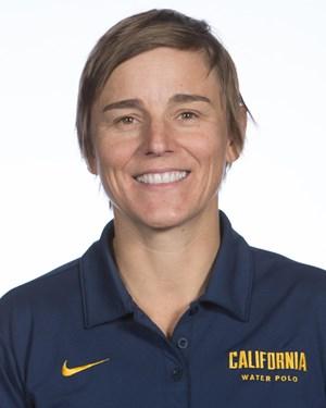Coralie Simmons, Head Coach, Women's Water Polo
