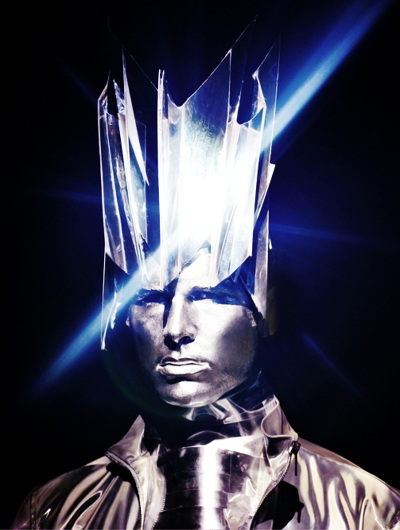 Fame Kills Headpiece -