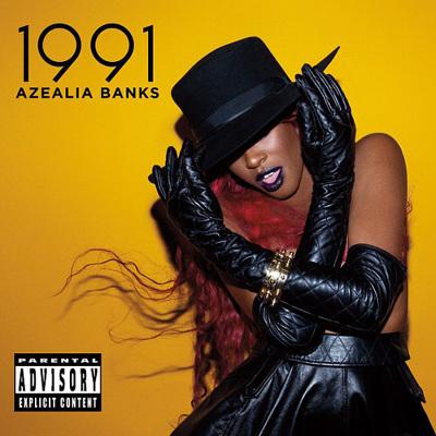 Azaelia Banks - Album packaging (1991)